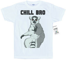 Chill Bro T shirt Design, #lemur #stoned