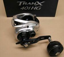 Shimano TranX 401HG Low Profile Baitcasting Reel 7.6:1 Model TRX-401AHG