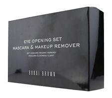 Bobbi Brown Eye Opening Mascara & Makeup Remover Set New In Box