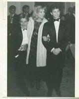 Jeremy Miller Joanna Kerns Kirk Cameron -Cinema Awards 1989 tv press photo MBX97