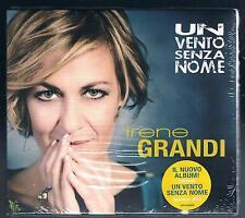 IRENE GRANDI UN VENTO SENZA NOME CD  F.C. SIGILLATO!!!