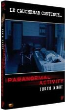 Paranormal Activity Tokyo Night DVD NEUF SOUS BLISTER