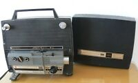 Vintage GAF Anscovision 688 Zoom Lens Slow Motion Projector-Dual 8mm/ Super 8mm