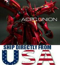 U.S. SELLER- Metal Detail-Up Parts Set For MG RE 1/100 Nightingale Gundam (RED)