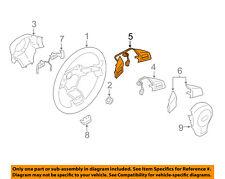 SUBARU OEM 2013 XV Crosstrek Cruise Control-Release Resume Switch 83154FJ160