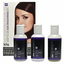 Karatin Hair System - Straightening System 3x75ml