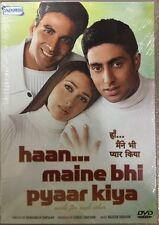 HAAN MAINE BHI PYAAR KIYA DVD - AKSHAY KUMAR, KARISHMA KAPOOR - HINDI MOVIE DVD