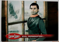 CAPTAIN SCARLET - Card #11, Evil Personified... Unstoppable