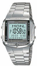 Casio DB360-1AV, 30-Page Databank Watch, Chronograph, 5 Alarms, 10 Year Battery