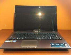 Notebook Asus X53S Intel i7 Nvidia GeForce 2GB - 4GB RAM