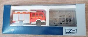 Rietze 68105 - 1/87 Iveco Eurofire Pompier Porte-Voix - Neuf
