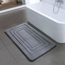 High Quality Bath Mat  Non-slip Mats Foam Rug Shower Carpet Bathroom Bedroom CA