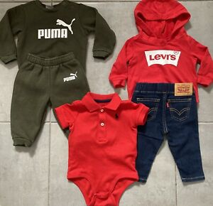 Baby Boys Designer Bundle 3 - 6 Months