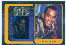 Complete Star Trek Deep Space Nine Gallery Chase Card G7