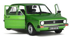 Solido 1:18 1983 Volkswagen Golf L in Viper Green PRE-ORDER ONLY LE MIB