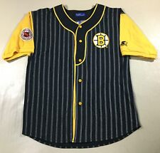 Vintage Boston Bruins Hockey-NHL Starter Jersey SizeL