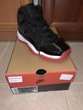 JORDAN RETRO Bred 11 2019 GS SIZE 6 RIGHT SHOE ONLY Lebron Yeezy Nike AIR 2 4