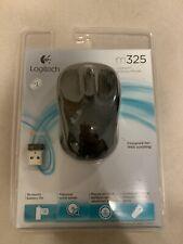 Logitech M325 Wireless Mouse - Black