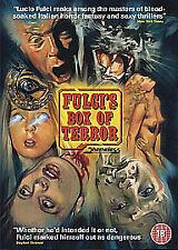 Fulci's Box of Terror - 3 X REGION 2 DVD BOX SET - NEW & FACTORY SEALED.