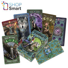 Anne Stokes Legends Tarot Deck Cards