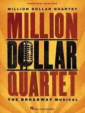 NEW - Million Dollar Quartet - Piano/Vocal Selections