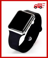 Casual LED Digital Watch Men's Digital Wrist Silicone Watch Free Shipping Sport