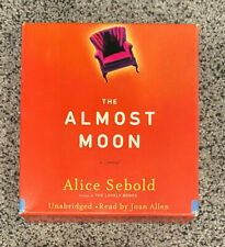The Almost Noon by Alice Sebold - Audiobook CD (Unabridged - 8 Discs)