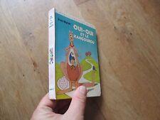 BIBLIOTHEQUE ROSE OUI OUI et le kangourou 1978 06 eo  blyton