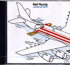 CD - NEIL YOUNG - Landing on water