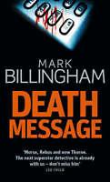 Death Message (Tom Thorne Novels), Billingham, Mark, Very Good Book
