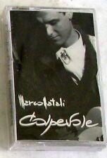 MARCO NATALI - COLPEVOLE - Musicassetta Sigillata MC K7