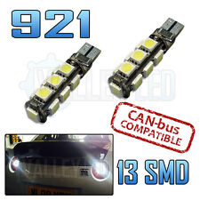 CIVIC Type R 15-on fk2 LED luminosi REVERSE Lampadina 921 w21w CANBUS 13 SMD