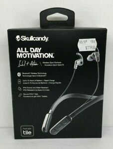 Skullcandy Ink'd+ Active Wireless In-Ear Earbuds Black - S2MHW - From $1.00