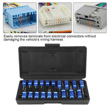 19pcs Car Electrical Connector Terminal Block Release Removal Hand Tools Kit