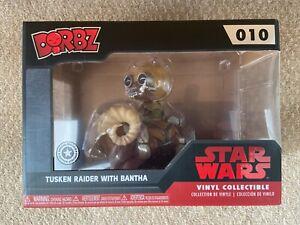 Funko Dorbz 010 Star Wars Tusken Raider with Bantha