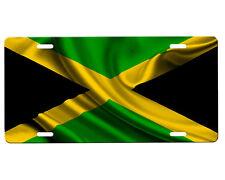 Jamaican Flag license plate
