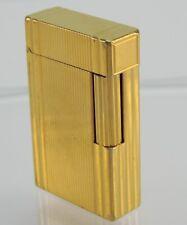 Vintage Feuerzeug - S.T. DUPONT - vergoldet