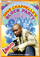 Dave Chappelle's Block Party (DVD,2006)