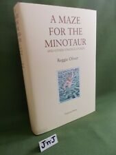 Reggie Oliver A MAZE FOR THE MINOTAUR SIGNED NUMBERED LIMITED EDITION HB NEW