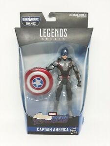 Marvel Legends Avengers Endgame BAF Thanos Wave Captain America