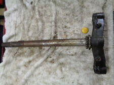 PIAGGIO GILERA ICE 50 SCOOTER BOTTOM YOKE STEERING SHAFT GOOD STRAIGHT