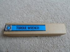 New Tohnichi RSP8NX8   Open End or Ring Head Preset Torque Wrench, 2 - 7.2 NM