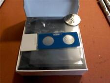 Fisher teflon-printed,hydrophobic, 2-well microscope slides, box of 72, PTFE