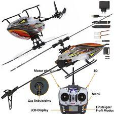 RC Helikopter E-Rix 150 3D Kunstflugfähiger Hubschrauber 6 Kanal 2,4GHz Jamara