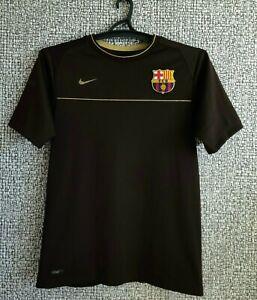 Barcelona FC Barça Nike Football Shirt Soccer Jersey Camiseta Maglia Mens Size S