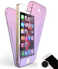 For iPhone 6s Front and Back TPU Gel Case Cover PB