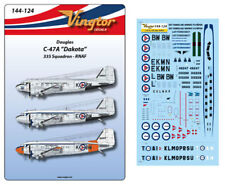 Vingtor 1/144 Douglas C-47A 'Dakota' - 335 Squadron, RNAF # 144124