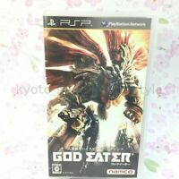 USED PSP GOD EATER PlayStation Portable*