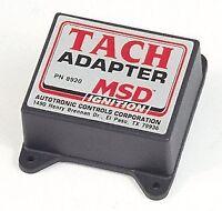MSD 8920 Magnetic Pickup Tachometer Adapter