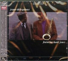 JESPER THILO-FEATURING HANK JONES-JAPAN CD Ltd/Ed B63